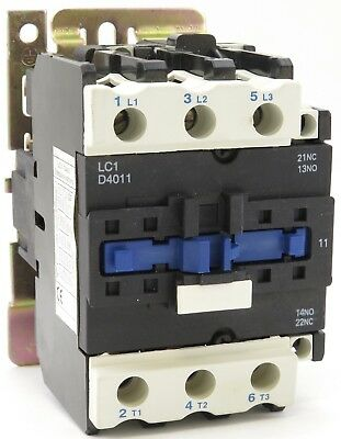 CN-LC1D4011 Contactor Replacement fits Telemecanique 3 Phase 3 Pole 480V Coil