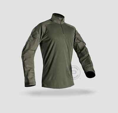 Brand New Crye Precision G3 Combat Shirt Small Short Ranger Green