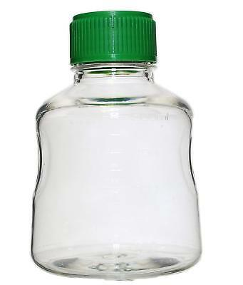 500 mL Solution Bottle, Polystyrene, Sterile, Individually Packaged