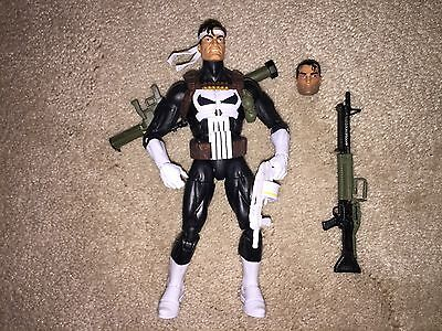 Marvel Legends Punisher Figure, Walgreens Exclusive Series, Loose, Avengers
