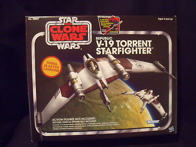 Clone Wars: V-19 Torrent Starfighter