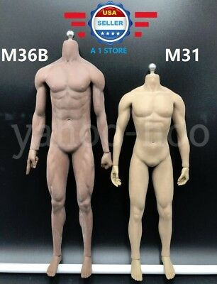 IN-STOCK Phicen 1//6 Scale TBLeauge M35 12in Muscle Body PL2018-M35