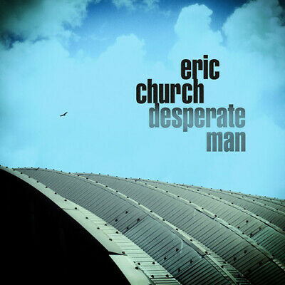 Eric Church - Desperate Man [CD New]
