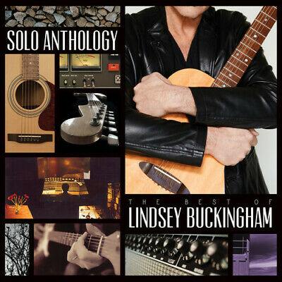 Lindsey Buckingham - Solo Anthology: The Best Of Lindsey Buckingham [CD New]