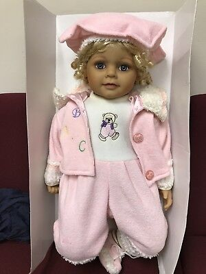 Gotz Baby Doll Maria, Goldenvale Collection, Rare