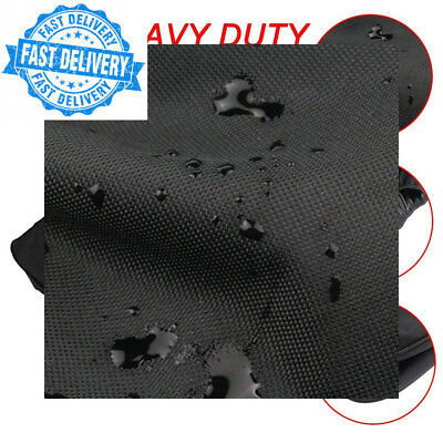 Winch Cover - Deluxe 600D Material winch covers, Heavy duty Waterproof...
