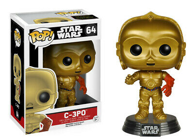 Pop Star Wars 64 C-3PO Figurine Funko 6219