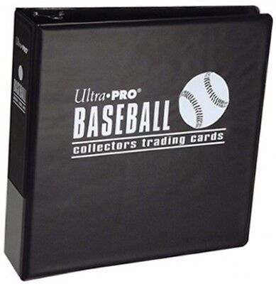 Ultra pro 3 Black Baseball Album