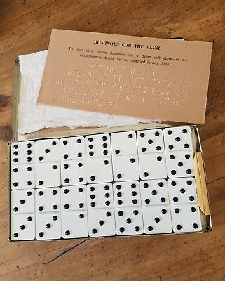 Dominoes For The Blind