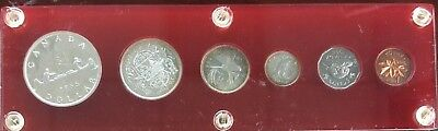 1956 Canada Proof Like Set Royal Mint in Case