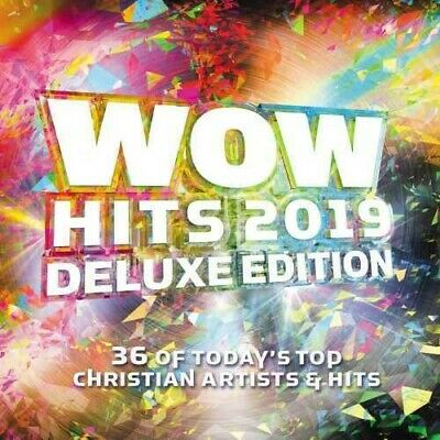 Various Artists - WOW Hits 2019 (Various Artists) [New CD] Deluxe Ed, Brilliant