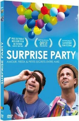 DVD Surprise party