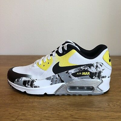 Nike Air Max 90 PRM DB Doernbecher Freestyle Oregon Duck 838767 100 WMNS Sz 9.5