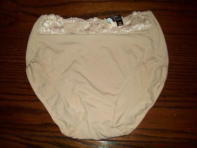 3aa3dad6f57ce Nwt Modern Movement Nylon spandx Microfiber Brief Panties Y22Um142 Nude L