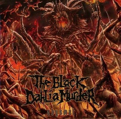 The Black Dahlia Murder - Abysmal CD Metal Blad NEW
