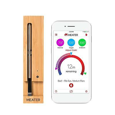 MEATER | The Original True Wireless Smart Meat Thermometer for the Oven Grill