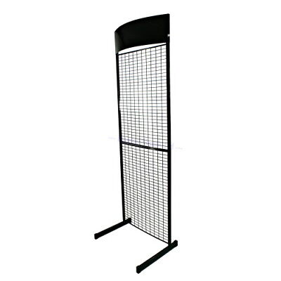 Black General Purpose Mesh Exhibition Retail Show Stand (K26/B)