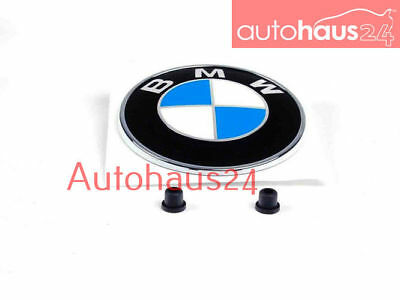 For BMW E92 Subframe Mount Subframe to Differential Emblem Roundel For Trunk Lid