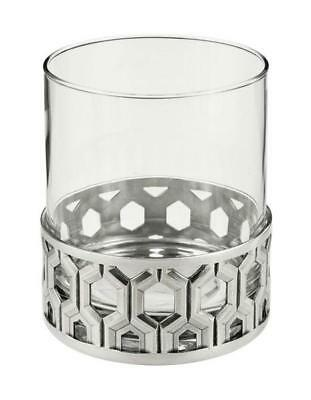 Royal Selangor Pewter Hexagon Whisky Tumbler