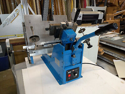 Hot Foil Stamping Machine Stamping Leather letter Press Printer