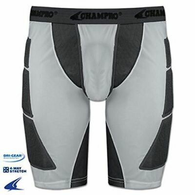 Champro Youth ON DECK SLIDING SHORT BPS12