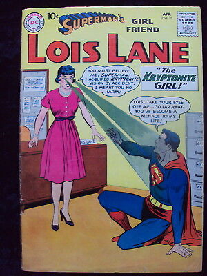Lois Lane #16  Dc Comics Silver Age Superman