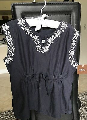Toddler Girls Tunic / Beach Cover Up Size 2T