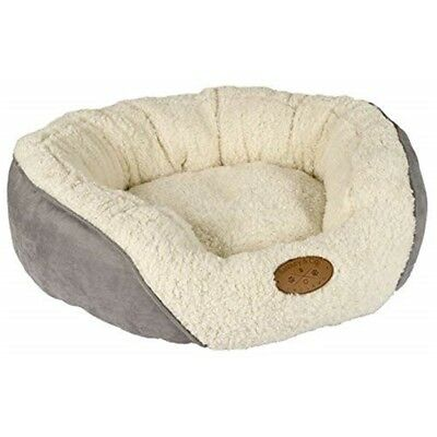 799216db10a9 PETFACE WATERPROOF OXFORD Pet Bed Puppy Dog Luxury Oval or Square ...
