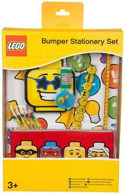 Lego Bumper Stationery Set Childrens Kids Official Xmas Gift Back to School