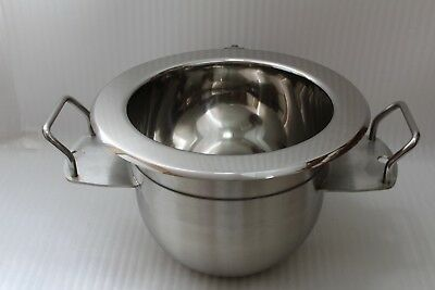 Sama Fenice Bowl for Patisserie Knetmaschinen with 3 Tools D.44 CM