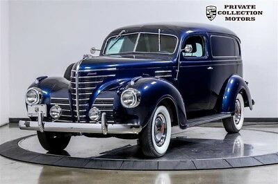 1939 Plymouth Other  1939 Plymouth PANEL DELIVERY VAN Restomod