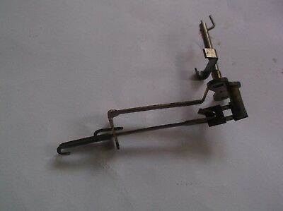 Escapement Leader Arm Etc  From An Old  Mantle Clock Ref Z2