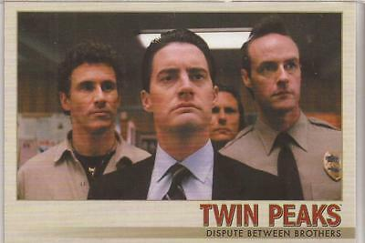 Twin Peaks Trading Cards - Base Parallel Card #53 (24/99) - Rittenhouse 2018