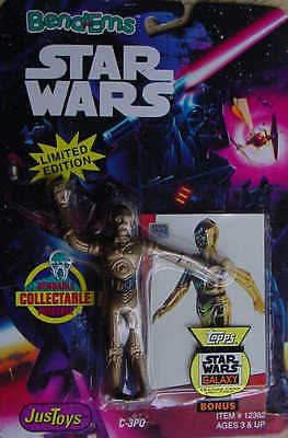 Star Wars Courbé Ems C-3PO Figurine Just Toys 23627