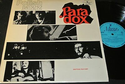 POLISH JAZZ vol.26 PARADOX Drifting Feather / Polish Mono LP 1971 MUZA XL 0745