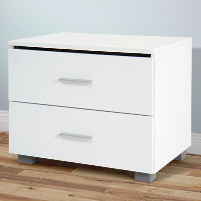 ikea kullen commode avec 2 tiroirs blanc console de nuit table de chevet armoire eur 31 49. Black Bedroom Furniture Sets. Home Design Ideas