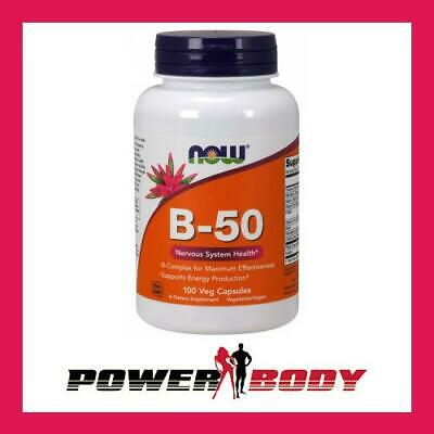 NOW Foods - Vitamin B-50