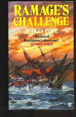 Ramage's Challenge,Dudley Pope- 9780006173366
