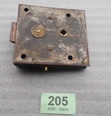 Antique Rim Lock Door Latch Locks 205