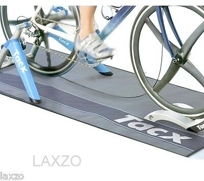 Tacx T2910 sweat Mat for Turbo Home Trainer - indoor training bicycle cycle