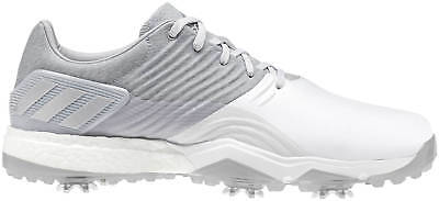 Adidas AdiPower 4orged Golf Shoes Onix/Navy Men's New - Choose Color & Size!