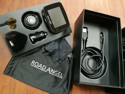 Road Angel Pure speed camera detector complete with all accessories