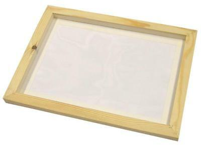 Screen Printing Frame - A4 - MAJOR BRUSHES