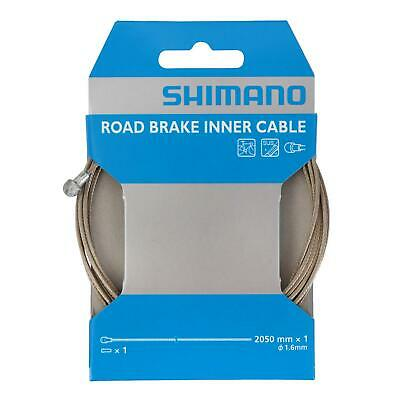 Shimano Inner Brake Cable 1.6 x 2050 mm Stainless Steel Wire Road BIKE