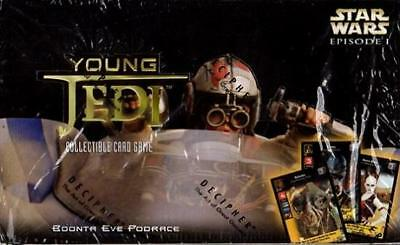 Decipher Star Wars CCG Boonta Eve Podrace Booster Box CCG SW