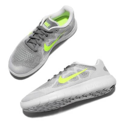 c649bae000ad NIKE KIDS FREE RN 2017 RUNNING SHOES (GS)  904255-004 Size 5Y ...