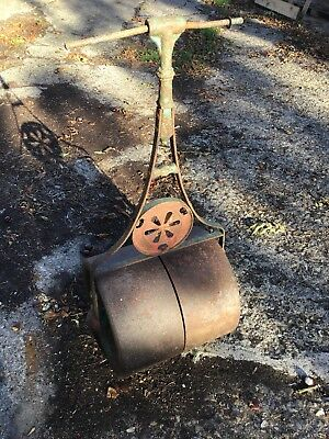 An Original Antique Garden Roller