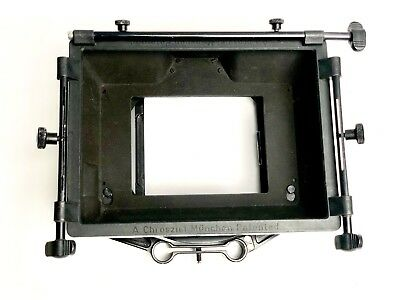 Chroziel 4x4 Matte Box