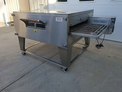 "Xlt Model 3255 Double Stack Gas Pizza Oven ***32"" Belt Width***"