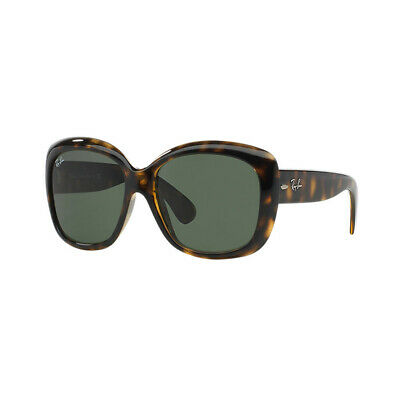 Ray-Ban Women's 4101 Jackie Ohh Sunglasses - Tortoise  58mm